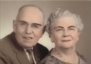 Henry and Cora Mellem