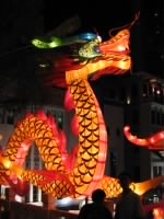 Mid-Autumn Festival Dragon