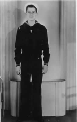 French in Navy uniform 1943