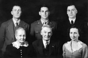 Everett H & Edith Ormsbee Family