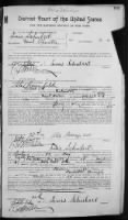 Petition for Naturalization (1906)