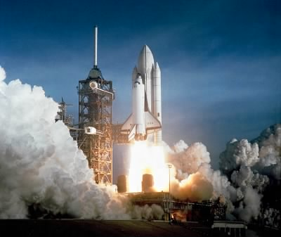 Launch of the Space Shuttle Columbia - Fold3.com