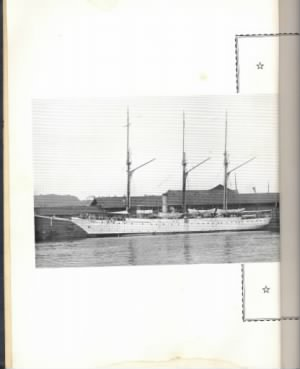 Schoolship Annapolis, picture in The Helm 1938