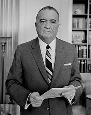 John Edgar Hoover (January 1, 1895 – May 2, 1972)