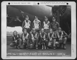 Lt. Brown And Crew O... › Page 1 - Fold3.com