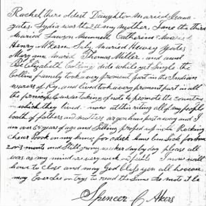Last Page Akers family history--S C Akers.jpg