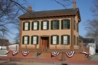 Lincoln Home, Springfield, Illinois