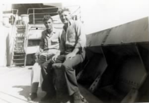 John A. Alzo, Jr. Navy WW2