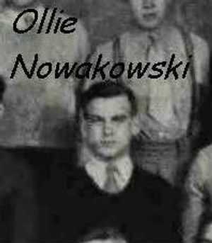 T/Sgt Ollie Nowakowski, 321stBomb Group, 447th Bomb Squad