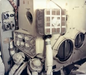 Apollo 13 Lunar Module Air Filter