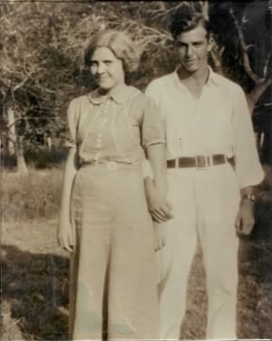 My Grandparents  Robert and Helen Bryant