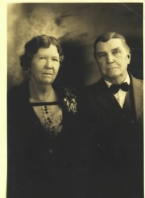 Philip and Ida Meyers, 50th Anniversary
