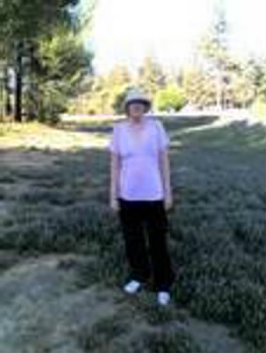 Joanne's last trip to Lake Hemet