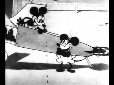 Mickey Mouse in Plane Crazy - Fold3.com