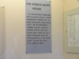 Hower Slote House
