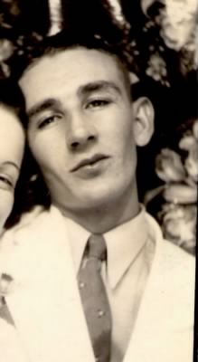 """T/Sgt R. """"Laseter"""" Waldrip, in the States, he was KIA July,'44"""