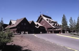 Old Faithful Inn 1