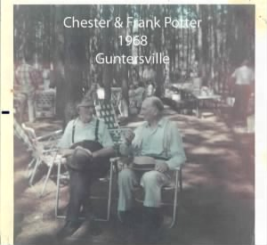 Chester J. Potter and John Franklin Potter