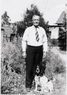 Samuel Sampson Miles about 1950
