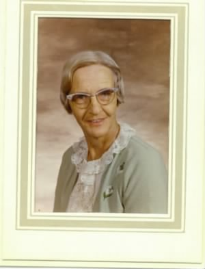 Frances Virginia Knox