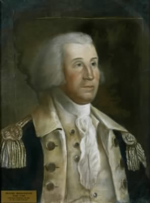 George Washington, by William Dunlap