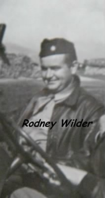 "Capt. R R ""HOSS"" Wilder, 310th Bomb Group, C.O. of the 380th BS, Africa, /Bower Photo"