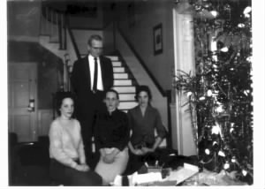 jack and his girls christmas 1959.jpg