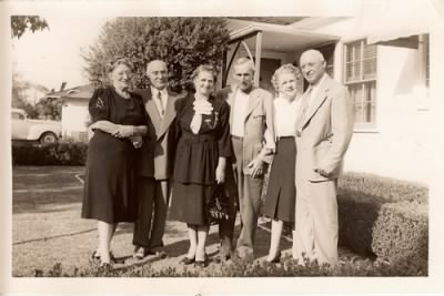 Bremmer Family - Oct 1947