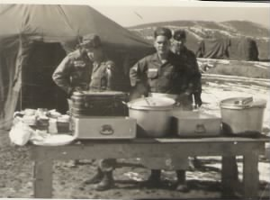 Military Kitchen