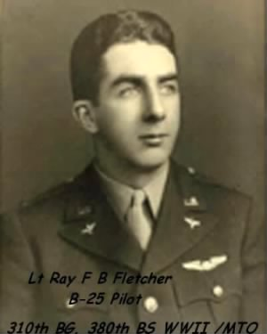 Lt Ray Fletcher