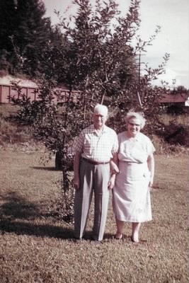 William and Alma Higginbotham