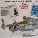 """Fred Lawrence """"Mediterranean Mitchells and Untold, Unsung, the Unknown"""""""