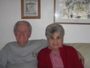 Walter A and Jeanne (Hannemann) Cantrell, 2006 near Prescott AZ