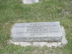 William Courtney Mills  KIA WWII B-25's in the 340th Bomb Group