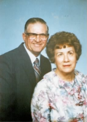 James 'Jim' Hubert Whalen & wife, Margarette O'Linda Cambron *Layton Whalen.