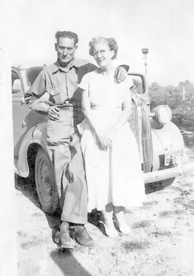 Elmer and Agnes Winters