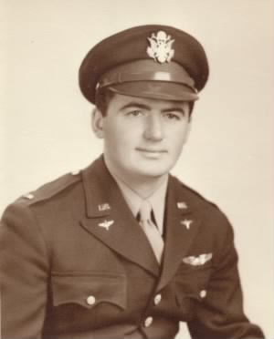 WWII photo of Robert F Wightman