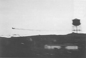 Japanese Navy Zero over Dutch Harbor 1942