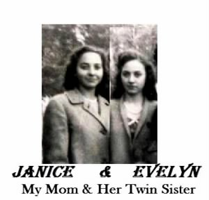 Janice (Lawson) Nunley and Evelyn (Lawson) Meeks