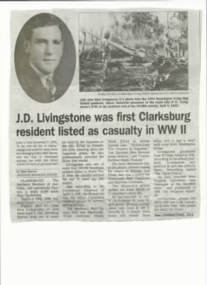 John D. Livingstone, Jr.