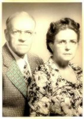 Robert John and Irene Staley Milroy