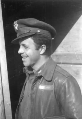 Lt Kenneth DeMay, B-25 Pilot in 321st Bomb Group, 447th BS, DNB 19 Feb'44