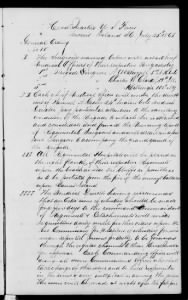 Civil War - MA 54th Infantry Regiment Records