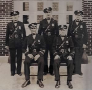 Exeter, PA Police Dept 30 May 1938