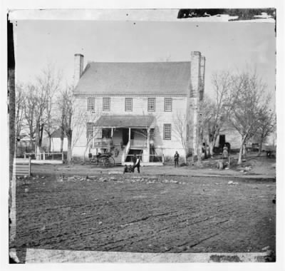 2164 - Centreville, Virginia. Grigsby house, headquarters of General Joseph E. Johnston › Page 1 - Fold3.com