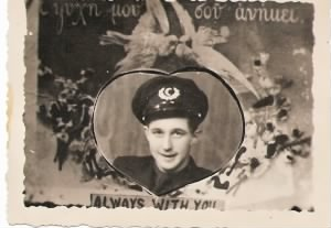 Ted Zindell Merchant Marines WWII