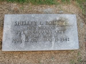 Shelley's Headstone