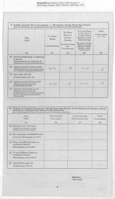 American Zone: Report of Selected Bank Statistics, March 1946 › Page 19 - Fold3.com