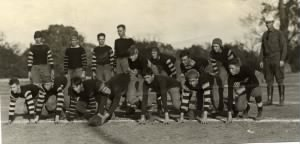 Carnegie Tech Football Team 1914
