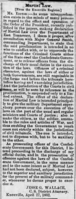 Jesse G Wallace 1862 Re Martial Law.JPG